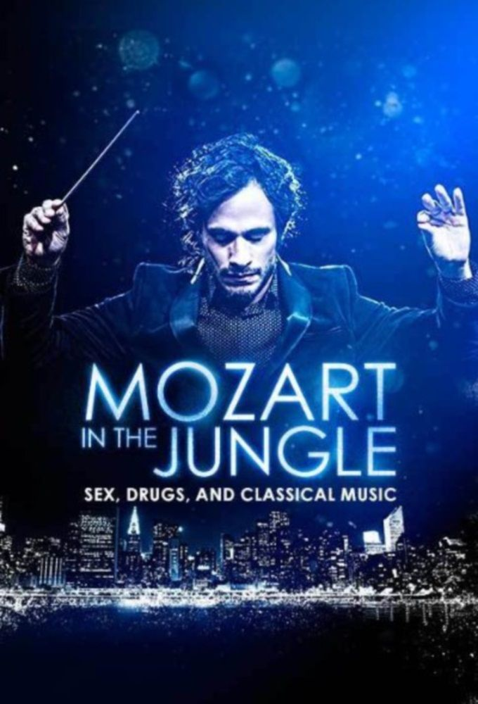 affiche Mozart in the Jungle