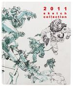 Couverture Kim Jung Gi : 2011 Sketch Collection