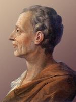 Photo Charles-Louis de Secondat de Montesquieu