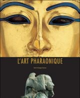 Couverture L'art pharaonique