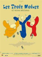 Affiche Les trois moines