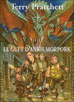 Couverture Le Guet d'Ankh-Morpork