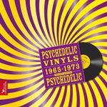 Couverture Psychedelic vinyls