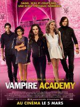 Affiche Vampire Academy