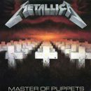 Pochette Master of Puppets (Single)