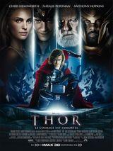 Affiche Thor