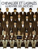 Affiche Chevallier et Laspalès : la rentrée des sketches