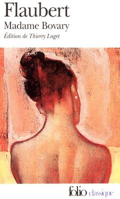 Couverture Madame Bovary