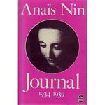 Couverture Journal 1934-1939