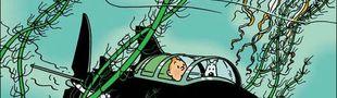 Illustration Top BD : Les aventures de Tintin