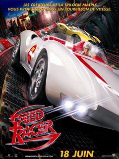 Affiche Speed Racer
