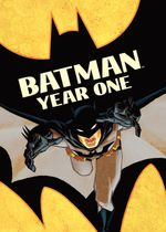 Affiche Batman : Year One