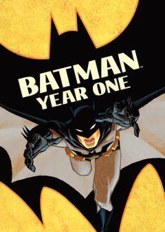Affiche Batman : Year One