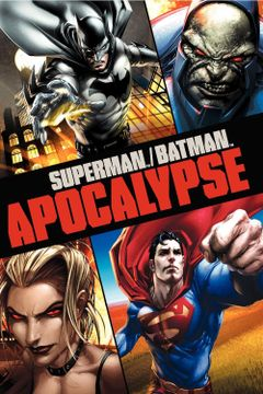 Affiche Superman / Batman : Apocalypse