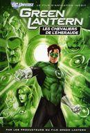 Affiche Green Lantern : Les Chevaliers de l'émeraude