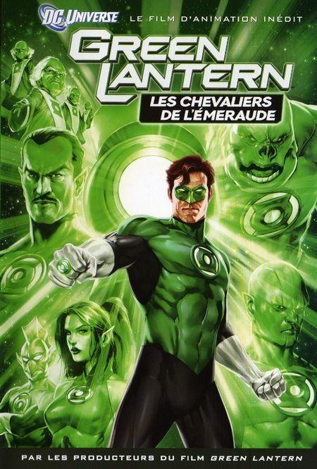 green lantern les chevaliers de l 233 meraude dtv 2011