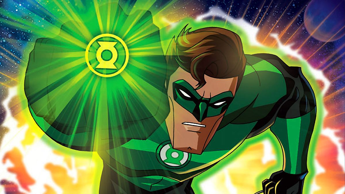 green lantern le complot dtv 2009 senscritique