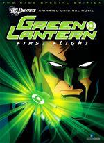 Affiche Green Lantern : Le Complot