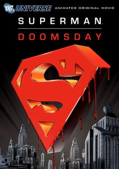 Affiche Superman : Doomsday