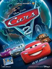 Affiche Cars 2