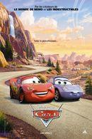 Affiche Cars : Quatre Roues