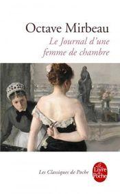 Couverture Le Journal d'une femme de chambre