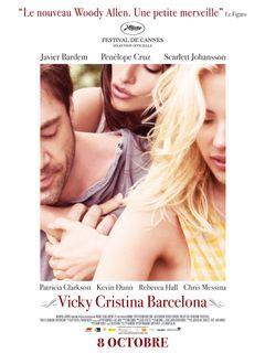 Affiche Vicky Cristina Barcelona
