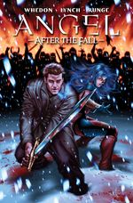 Couverture Angel: After the Fall Volume 3