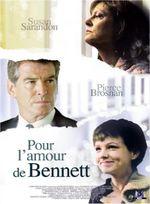 Affiche Pour l'amour de Bennett