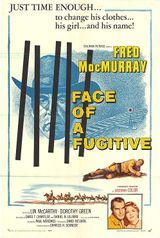 Affiche Face of a Fugitive