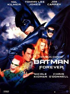 Affiche Batman Forever