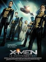 Affiche X-Men : Le Commencement