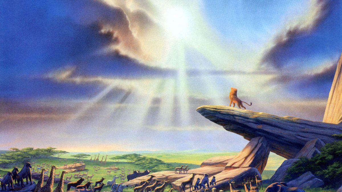 Le roi lion long m trage d 39 animation 1994 senscritique - Voir le roi lion ...