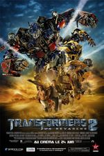 Affiche Transformers 2 : La Revanche