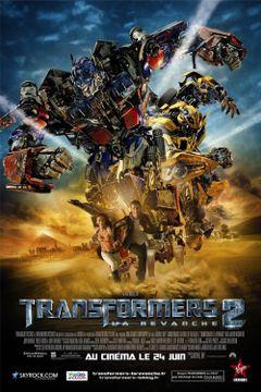 Affiche Transformers 2 : La Revanche