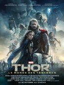 Affiche Thor : Le Monde des ténèbres