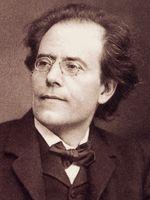 Photo Gustav Mahler