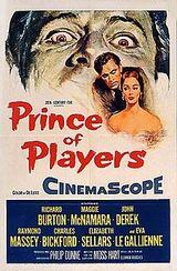 Affiche Le prince des acteurs
