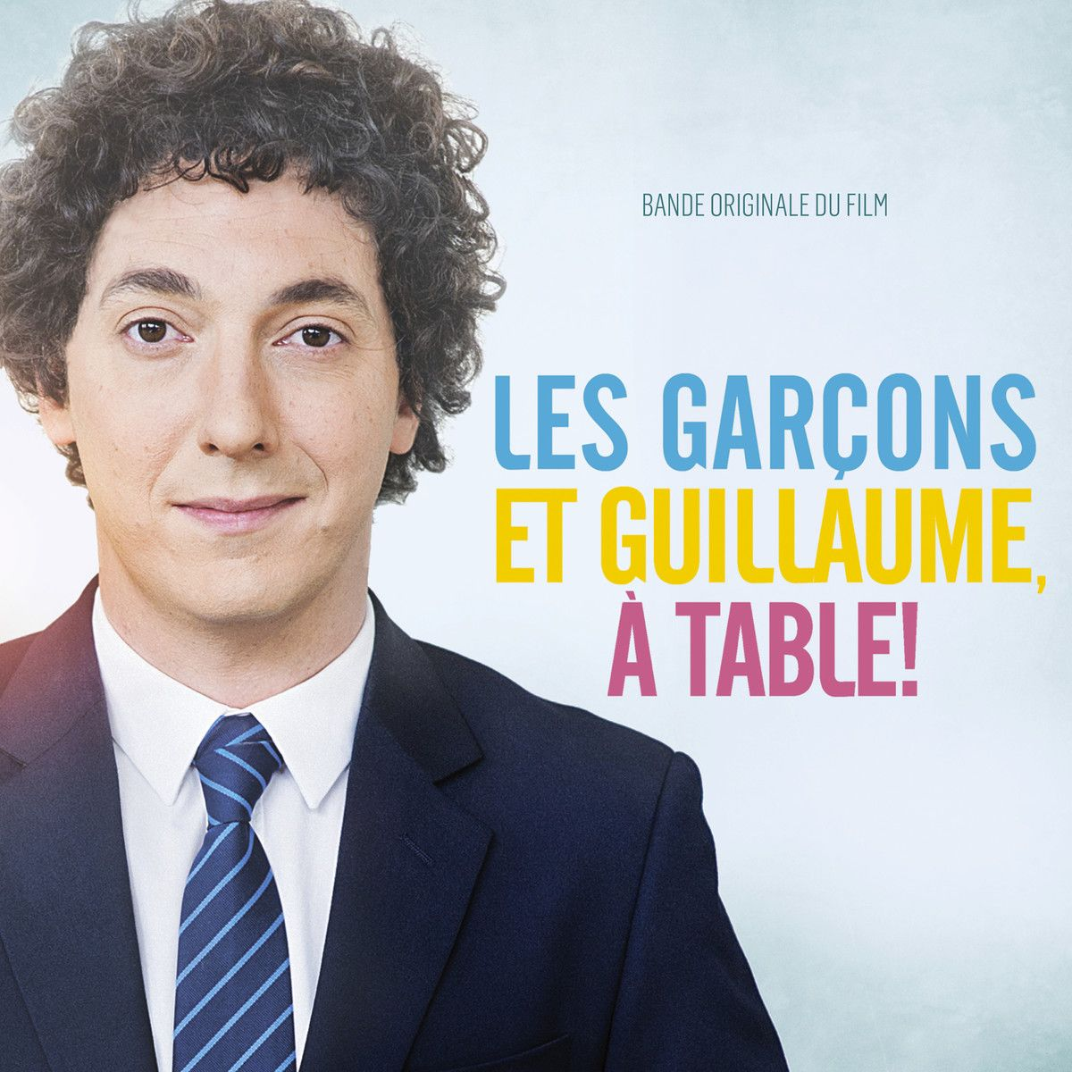 Les gar ons et guillaume table ost various artists - Guillaume les garcons a table streaming ...
