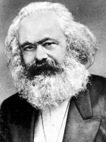 Photo Karl Marx