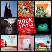 Couverture Rock vinyls