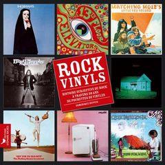 Couverture Rock vinyls