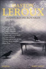 Couverture Aventures incroyables
