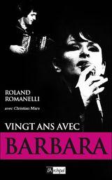 Couverture Vingt ans avec Barbara