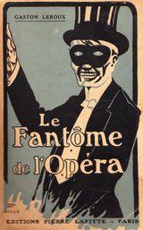 Couverture Le Fantôme de l'Opéra