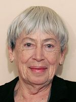 Photo Ursula Le Guin