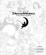 Couverture Tout l'art de DreamWorks