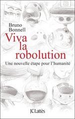 Couverture Vive la Robolution !