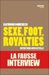 Couverture Sexe, foot, royalties
