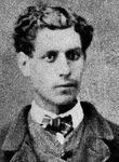 Photo Comte de Lautréamont (Isidore Ducasse)